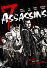 7 Suikastçi / 7 Assassins full hd film izle