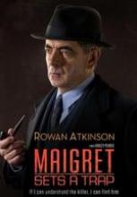 Maigret Tuzak Labirenti full hd tek parça izle