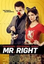 Mr. Right full hd film izle