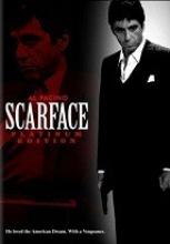 Yaralı Yüz – Scarface full hd izle