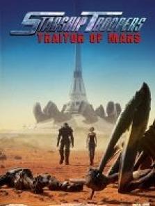 Yıldız Gemisi Askerleri Mars'taki Hain full hd izle
